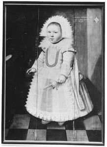 Portret van Maria van Vollenhoven (1628-1666)