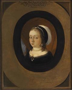 Portret van Maria Eufrosina de la Gardie (1625-1687)