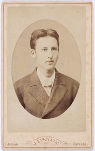 Portret van Louis Carel Gerhard Malmberg (1863-1919)