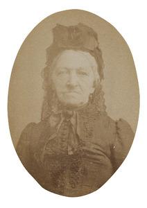 Portret van Jesina Geertruida Arnolda Keuchenius (1811-1892)