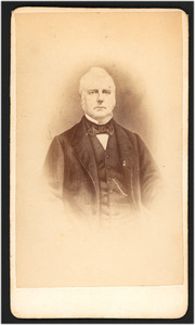 Portret van Epke Roos van Bienema (1811-1901)