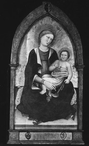 Madonna van de nederigheid