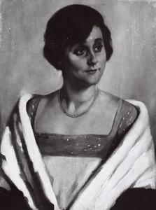 Portret van Lola Carnero