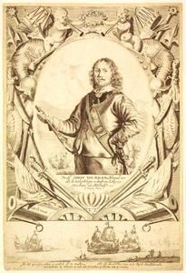 Portret van Jan van Galen (1604-1653)