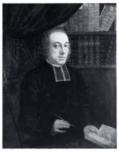 Portret van Willem Mobachius Quaet (1736-1792)