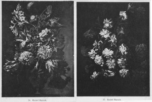 Twee bloemstillevens