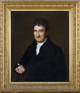 Portret van Jan Willem de Crane (1758-1842)