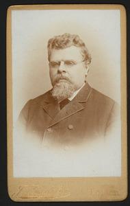 Portret van Cornelis Anthony Cau (1847-1909)