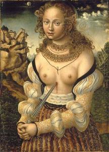 Zelfmoord van Lucretia
