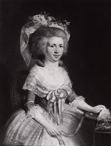 Portret van Cornelia Henriette Backer (1761-1838)