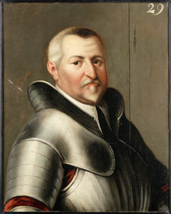 Portret van Jan I van Nassau