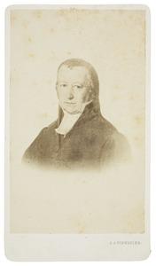 Portret van Frederik van den Ham (1773-1855)