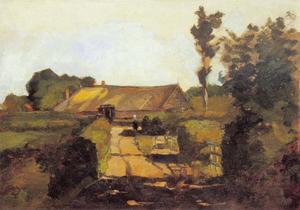 Farm building near Laren