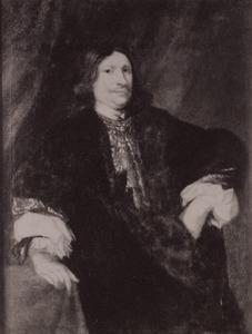 Portret van Lorentz Creutz (1646-1698)