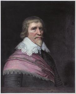 Portret van Sir Edward Cecil, Viscount of Wimbledon (1572-1638)