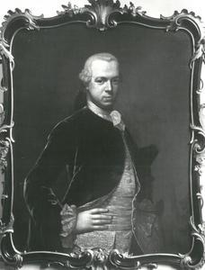 Portret van Jan Six, heer van Wimmenum, Hillegom en Vromade,  schepen van Amsterdam(1730-1779)