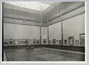 Eere-tentoonstelling H.J. Haverman te Pulchri Studio (Den Haag, 1929)