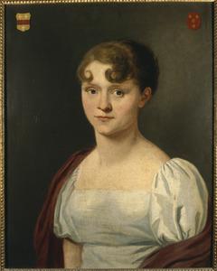 Portret van Antonia Josepha Maria Hacfort tot Oosterholt (1788-1811)