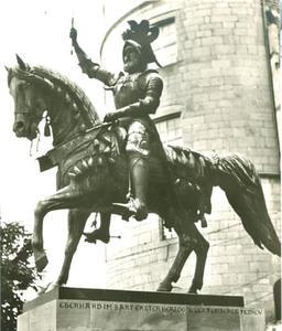 "Eberhard ""im Bart"", eerste Hertog van Württemberg"