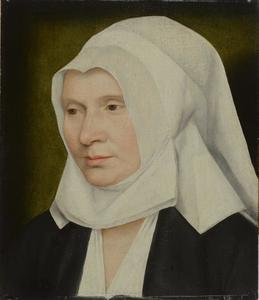 Portret van Cornelia Sandrien (?-?)