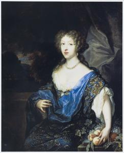 Portret van Geertruijd Timmers (1663-1737)