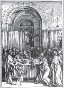 Joachim offert een lam
