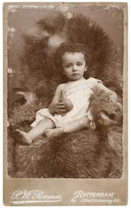 Portret van Gerardus Cornelis van den Bos (1894-1965)
