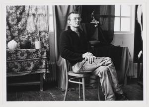 Portret van Hans van Hoek