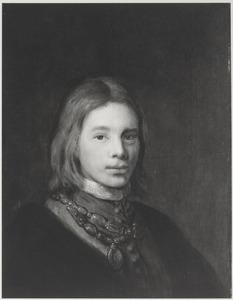 Zelfportret als 18-jarige