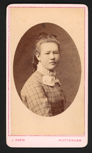 Portret van Elseline Havelaar (1860-1913)