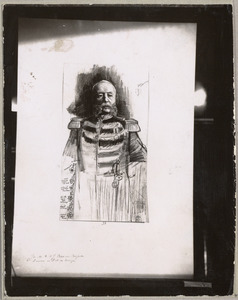 Portret van Rudolph Willem Jacob van Pabst van Bingerden (1826-1912)