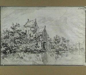 Montfoort, de Willeskopper- ofwel Heeswijkerpoort