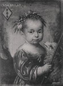 Portret van Hendrina Valckenaer