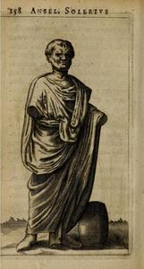 Iconismus Statuae Togatae