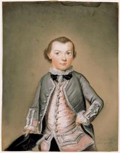 Portret van Carel Vincent van Boetzelaer (1748-1829)
