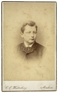 Portret van Gerard Carel Adriaan van Dorp