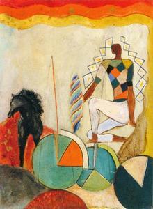 Compositie: het circus