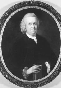 Portret van een man, waarschijnlijk uit het geslacht Canter-Geelhant