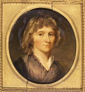 Portret van Emmerentia Christina Rees (1751-1810)