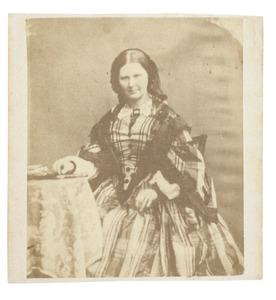Portret van Elisabeth van de Poll (1808-1862)