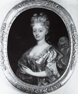 Portret van Anna Maria van Sminia (1680-1710)