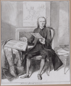 Nicolaes Marcus, kunstverzamelaar