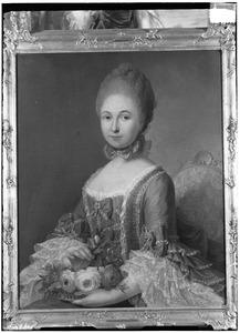 Portret van Jacoba Maria Cornets de Groot (1741-1815)