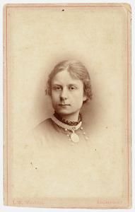 Portret van Matthea Andrea Schuller tot Peursum (1856-1927)