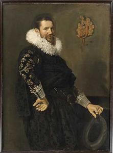 Portret van Paulus van Beresteyn (1588-1636)