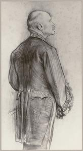 Portret van Oncko Wicher Star Numan (1840-1899)