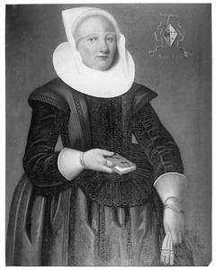 Portret van Doetke van Wyckel (....-1654)