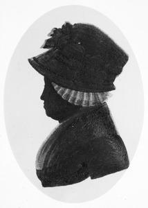 Portret van Aletta Johanna le Leu de Wilhem (1754-1815)
