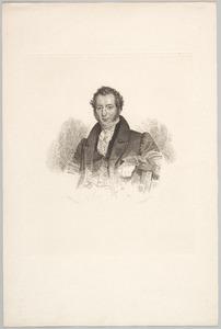 Portret van Albert Jan Verbeek (1795-1834)