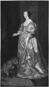 Portret van Elizabeth Howard of Effingham (?-?)